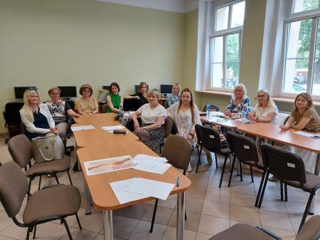Forum pedagogów w ramach projektu ''Wsparcie dla szkoły''